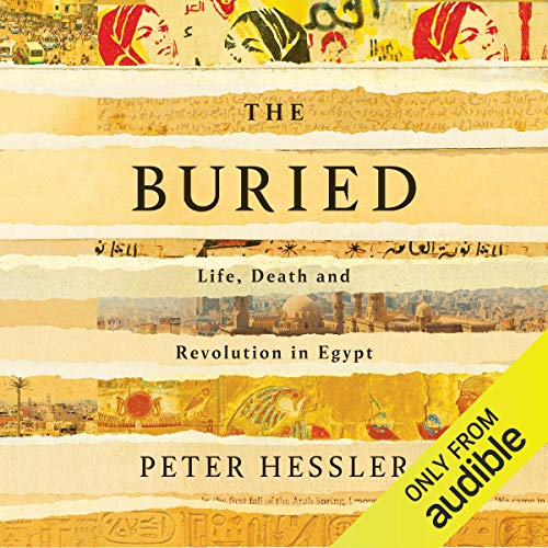 The Buried Audiobook By Peter Hessler cover art