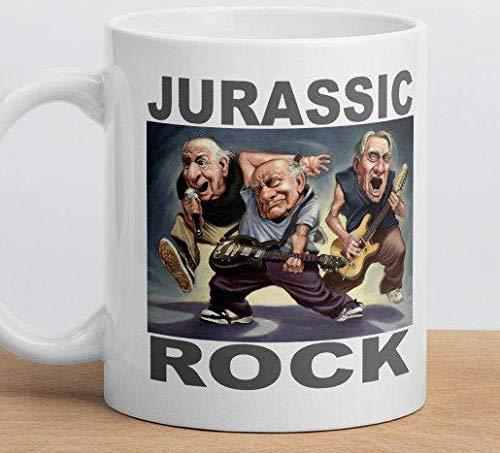 Rock and roll mug funny garage band coffee mug cup Gifts for grandpa grandfather dad music musician retirement Gifts