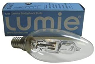Lumie CLAMP-4201 - Bombilla halógena (42 W)