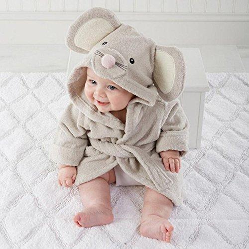 Hibote bebé con capucha