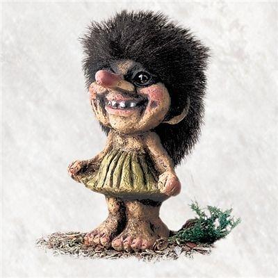 NyForm Troll Original Handmade Norway, Girl Troll