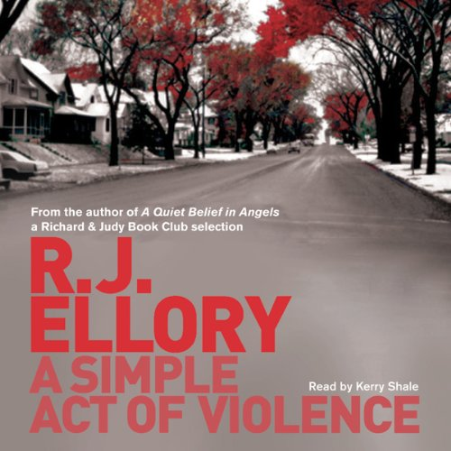 A Simple Act of of Violence cover art