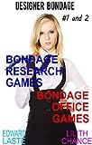 Designer Bondage Box Set: Erotic BDSM (English Edition)