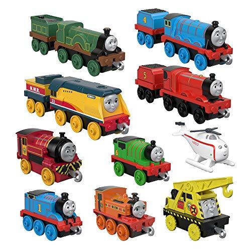 Thomas & Friends TrackMaster, Sodor Steamies, multicolor (GFF07)