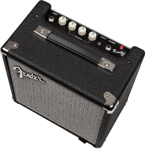 Fender 237-0106-900 Rumble 15 Bass Guitar Combo Amp V3