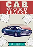 Car Word Search: Car word search | Practice Workbook For Adults and Kids | 60 puzzles with word scramble | Find more than 500 words on Cars ... | Challenging Word Puzzle, Large Print.