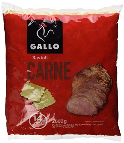 Gallo Ravioli Carne - 2000 gr