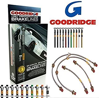 Goodridge Kit Latiguillos de Freno para Opel Astra Vxr SVA1350-4C