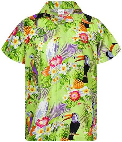 Camisa King Kameha