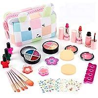 EFOSHM 27-Pieces Washable Kids Makeup kit Toys