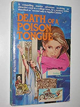 Mass Market Paperback Death of a Poison Tongue Book
