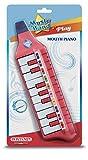 Bontempi- clavietta, Colore Rosso, 33 1012