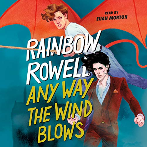 Any Way the Wind Blows  By  cover art