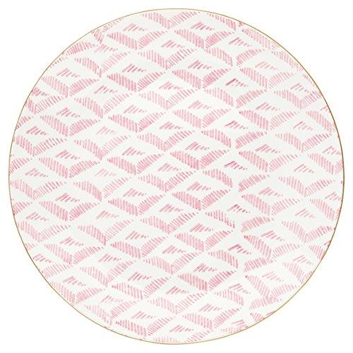 Greengate STWDINWKAS1906 Kassandra Speiseteller pale pink 25,3 cm
