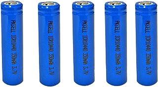 Recargable AAA 350 mAh ICR 10440 3,7 V Li-ion batería 5