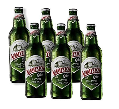 12x Flaschen Namyslow Pils der einzigartige Geschmack aus Polen Bier Beer Piwo