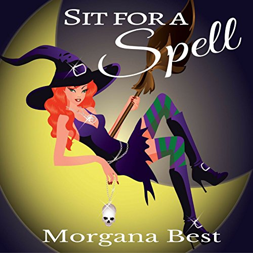 Sit for a Spell audiobook cover art