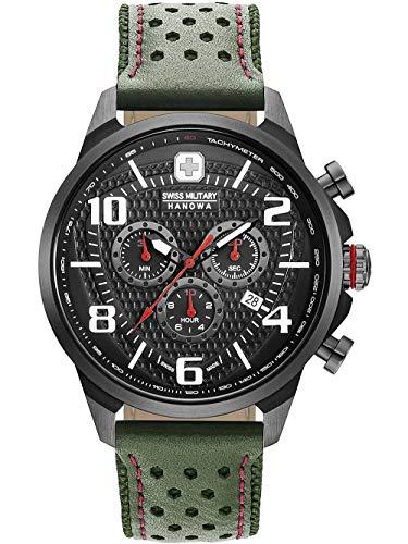 SWISS MILITARY HANOWA Airman Uhr 06-4328.13.007