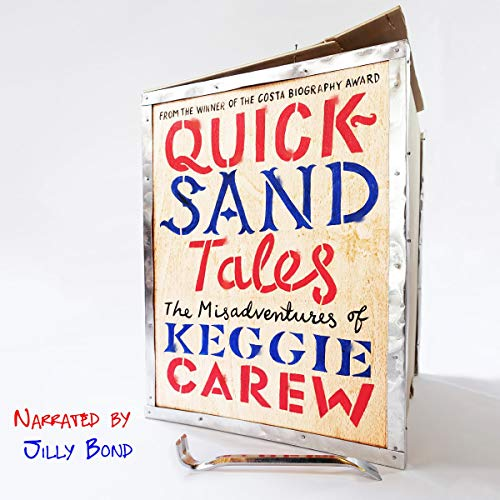 Quicksand Tales audiobook cover art