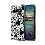 Peeknga Alice in Wonderland Case Cover Compatible for Samsung Galaxy S10 Plus S10+ 2499658011872