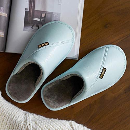 WTFYSYN Caliente Suave Antideslizante Slippers,Zapatos de...