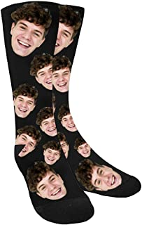 custom socks face