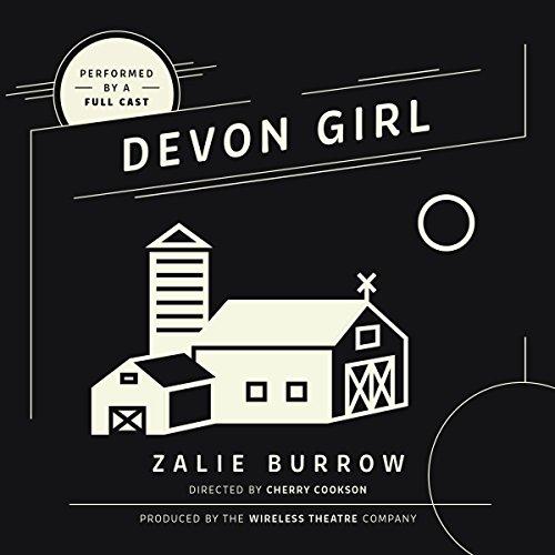 Devon Girl audiobook cover art