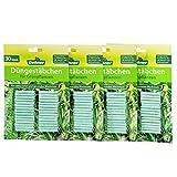 Dehner Düngestäbchen für Grünpflanzen, 4 x 30 Stück (120 Stück)