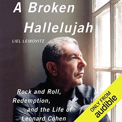 A Broken Hallelujah audiobook cover art