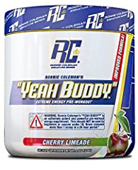 SUSTAINED ENERGY & FOCUS – Yeah Buddy contains TeaCrine & Dynamine for the most powerful mood/focus combo available using the newest energy, mood & focus technology to increases energy production & enable competitive athletes & driven professionals t...