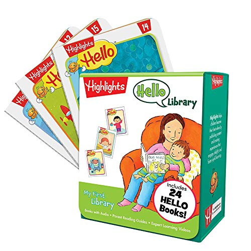 Highlights Hello Library 24-Book Box Set (Includes Digital Content)