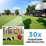 Zoom IMG-1 30x zoom 5mp telecamera wifi