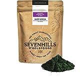 Sevenhills Wholefoods Mezcla orgánica de superalimentos - Super Verdes 200g
