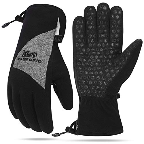 Winter Gloves, Waterproof Thermal Gloves $8.49 at amazon