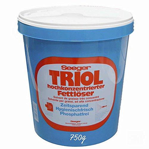 TRIOL ORIGINAL hochkonzentrierter Fettlöser-Paste 750 g Becher