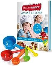 Kinderleichte Becherküche - Gesund & Lecker (Band 6): Backset inkl. 5-teiliges Messbecher-Set, mit 15 Rezepten für die bew...