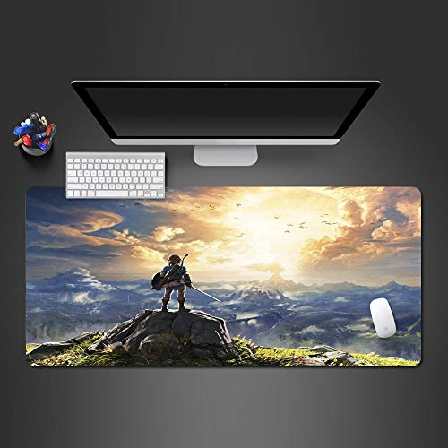 El Mejor Teclado para el Mouse del Teclado computadora de la Moda Mouse Pad Juego de computadora portátil 900x400x2