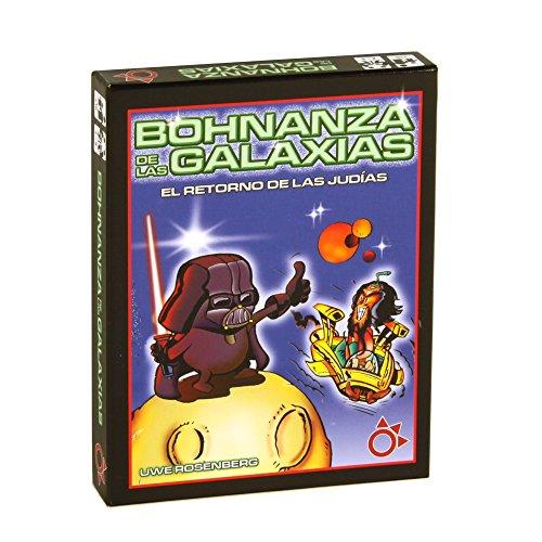 Think Fun - Bohnanza de Las Galaxias, Juego de Cartas (A0020)