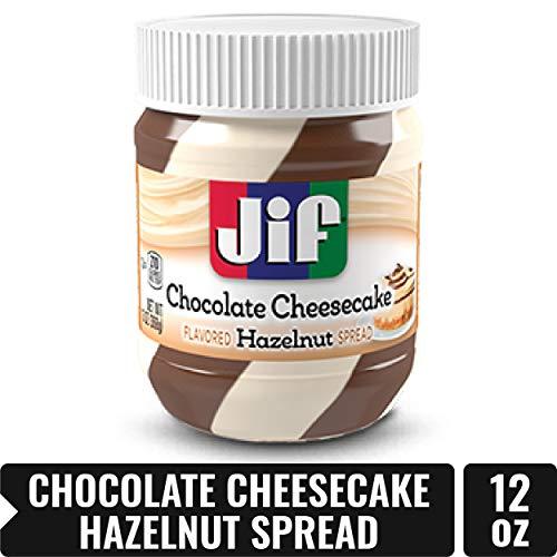 Jif Hazelnut Swirl Cheesecake Spread - 13oz