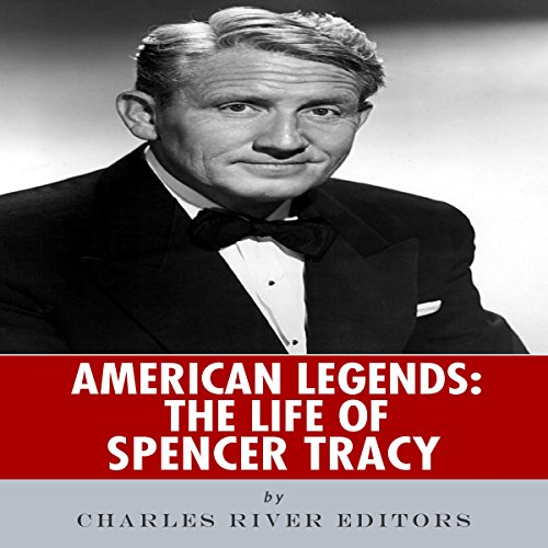 American Legends: The Life of Spencer Tracy audiobook cover art