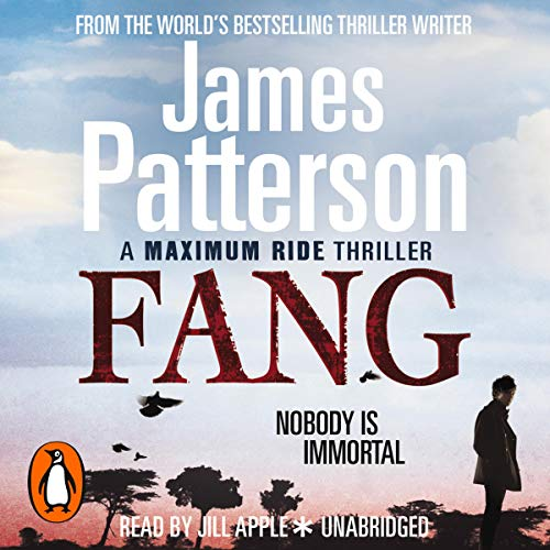 Maximum Ride: Fang cover art