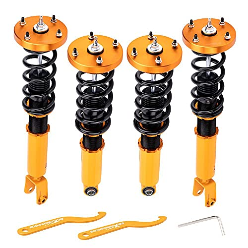 maXpeedingrods Coilovers Air Suspension to Coil...