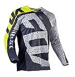 2021 Summer Mountain Bike Cross-Country Motorcycle Jersey Pro Fox Maillot Dh Bike Downhill Jersey-XS