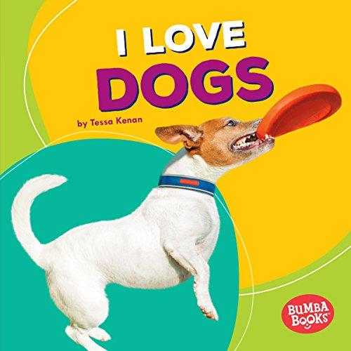 I Love Dogs copertina
