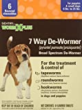 Best Dogs Wormers - Sentry Worm X Plus 7 Way DeWormer Small Review