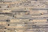 wodewa Rivestimento Murale Legno Stile Vintage Shabby Chic I 1m² Pannelli Murali Rivestimento Parete Legno Decorazioni Pareti Pannello Decorativo Cucina Cameretta V004