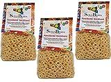 Sicilia Bedda - Pasta Siciliana Trafilata in Bronzo - Busiate Siciliane e Anelletti alla Palermitana - 3 Confezioni da 500 Gr. (Anelletti alla Palermitana)
