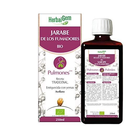 HerbalGem - Jarabe de los Fumadores (Bio) - 250 ml