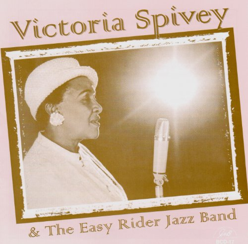 Victoria Spivey & The Easy Rider Jazz Band - Shaky Babe From New Orleans