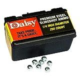 Daisy 8114 1/4' Steel Slingshot Ammo
